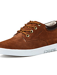 Autumn Men's Fashion Height Increasing for 6 cm Genuine Leather Shoes for Party/Office/Daily Life
