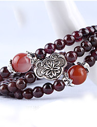 Strand Bracelets 1pc,Wine Bracelet Fashionable Circle 514 Agate Jewellery