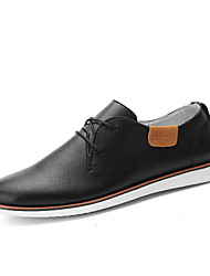 British Style Men's Business Casual Breathable Cushioning Flats Shoes Man Dress shoes in Daily Life for Trip Or Party