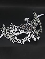 Ferro Decorações do casamento-1Piece / Set MáscaraAniversário de Casamento / Ano Novo / Casamento / Chá de Panela / Formatura / Festa de