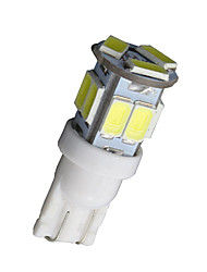 20x T10 W5W 192 168 194 7014 5730 11smd 11 luci di posizione a led luce principale cuneo 12v