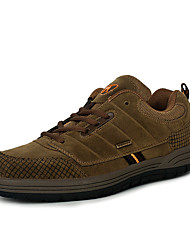Men's Outdoor Shoes Casual/Travel/Outdoor Nubuck Leather Sport Walking Board Shoes