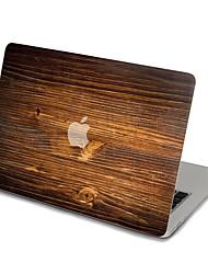 MacBook Front Decal Wood Sticker For MacBook Pro 13 15 17, MacBook Air 11 13, MacBook Retina 13 15 12
