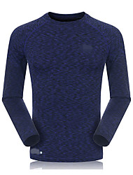 Running Sweatshirt Men's Long Sleeve Breathable / Quick Dry / Sweat-wicking /