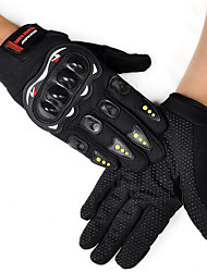 Motorcycle Road Racing Knight Full Finger Gloves Breathable Slip Drop Resistance Riding Long Mittens Cool