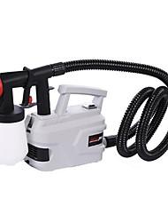 Removable High Pressure Spray Gun Wholesale Electric Adjustable Flow Control Latex Paint Spray Gun Spray Gun