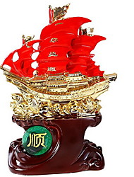 Dragon Boat Handicraft Ornament Sitting Room Place Adorn