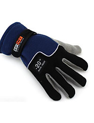 Warm Gloves Motorcycle Gloves Nontoxic Odorless Drop Resistance Shock Slip Resistant Breathable