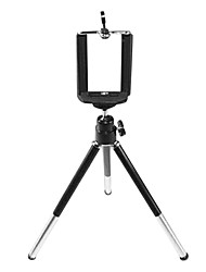 Self-Metal Aluminum Digital Camera Tripod Tripod Clip Apple Samsung Millet Phone Universal