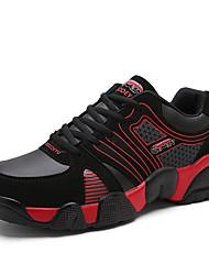 Unisex-Sneaker-Lässig-Wildleder-Flacher Absatz-Komfort-Blau Grün Rot Weiß