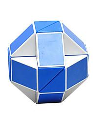 / Cubos Mágicos 3*3*3 / Cubo velocidad suave Naranja / Rose / Azul marino Plástico Juguetes