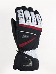 Skiing, Mountain Climbing, Motorcycle Riding Gloves, Outdoor To Resist The Cold, Keep Warm, A Pair