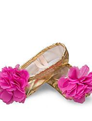 Non Customizable Women's Dance Shoes Leatherette / Canvas Leatherette / Canvas Ballet / Dance Sneakers Boots