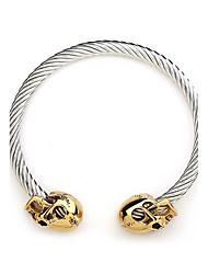 Bracelet Bracelets Rigides / Manchettes Bracelets Alliage Others Vintage / Bohemia style / Style Punk / Ajustable / Durable / ModeMariage