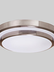 18 Flush Mount ,  Modern/Contemporary Electroplated Feature for Mini Style Metal Living Room Bedroom Dining Room Kitchen