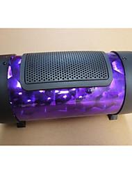 fournitures automobiles haut-parleurs stéréo Bluetooth 12v / 220v moto subwoofer de 4 pouces