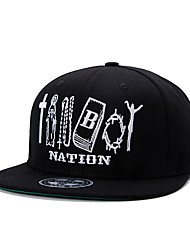New Fashion Men Women Street Dance Letter Signs Embroidery Patchwork Cool Baseball Caps