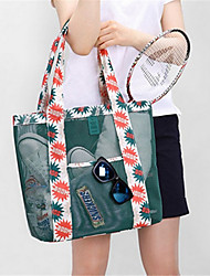 Travel Bag Shopping Bag Mesh Single Shoulder Bag Travel Beach Bag Toiletry Bag