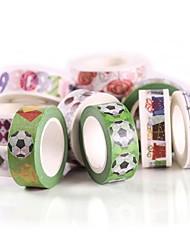 Wedding/Birthday  Scrapbooking & Stamping Colorful Masking tape Paper 1pc