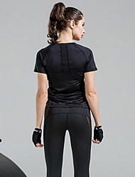 Yoga Clothing Sets/Suits Breathable / Compression / Comfortable Stretchy Sports Wear Women's-Sports,Yoga
