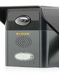 KiVOS Visual doorbell Other English Multi-color / Black English