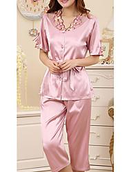 Для женщин Для женщин Пижамы Вискоза