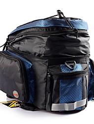 B-SOUL® Bike Bag 20-35LLBike Saddle Bag / Panniers & Rack Trunk Water Bottle Pocket / Wearable / Multifunctional Bicycle BagPVC / 600D