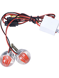 CARKING 1W LED License Plate Light Neutral White Light (12V / 2PCS)