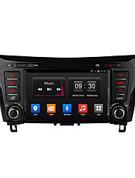 "Ownice 8"" 1024*600 16G ROM Android 4.4 Quad Core Car DVD Player GPS Radio For Nissan Qashqai/X-Trail Support DAB+"