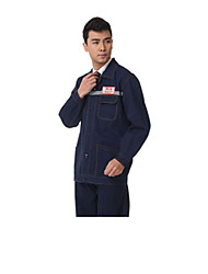 Cotton Denim Overalls Suit welding Wear Thick Protective Clothing Aftermarket Tools (180 Sold)