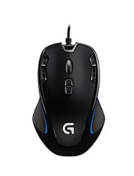 Logitech® G300S Custom Electronic Games More Buttons Wired Mouse