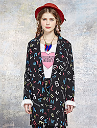 Heart Soul® Women's Off Shoulder Long Sleeve Sweater & Cardigan Black-OW15-1201