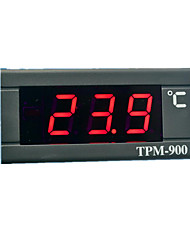 termômetro eletrônico (plug-in ac-220v; faixa de temperatura: -30-110 ℃)