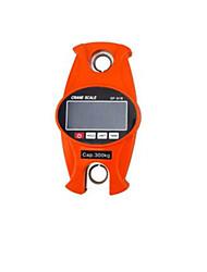 balança eletrônica portátil (gama de pesagem: 300 kg / 1g)