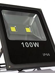 100w warme kühle weiße ip66 wasserdichte LED-Flutlicht LED-Lampe (85-265V)
