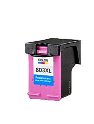 совместимый Deskjet картридж hp1111 hp2131 hp2132 hp1112 hp803 принтер
