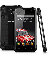 "Blackview BV5000 5.0 "" Android 5.1 Smartphone 4G ( Double SIM Quad Core 8 MP 13 MP 2GB + 16 GB Noir Vert Orange )"