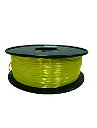 Pla Polymer 3D Printing Supplies Silk Supplies Yellow