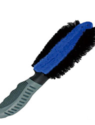 Tire Wheel Rim Cleaning Brush Thickening 100 Clean Cloth Cleaning A Clean Car Beauty
