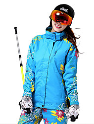 Thickening Breathable Waterproof Outdoor Jacket Ski Suit