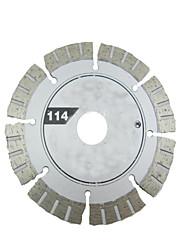маленький лезвие пилы наружный диаметр: 114мм), внутренний диаметр: 20 мм)