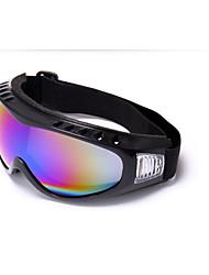 lunettes de ski équitation miroir extérieur des lunettes de moto lunettes