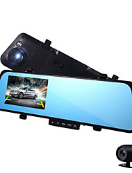 CarDvr Dash Review Smart Mirror Dvr Dual Lens Camera Digital Video Recorder Rearview Mirror Monitor Recorder HD 1080P