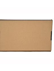 spot t2 boîte personnalisée plane, carton ondulé, dur plan de carton, 200 * 140 * 40 (mm), e fosse (un paquet de 20)