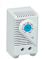 thermostat réglable (plage de mesure: -20 ~ 80 ℃)