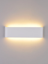 6W Wall Sconces LED Modern/Contemporary Metal 24cm