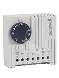 controlador de alta alarme de temperatura temperatura constante (plug-in ac-110-260v; faixa de temperatura: -20-60 ℃; dois de um pack)