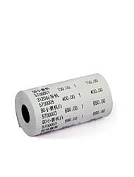 caisse enregistreuse papier thermique supermarché caisse enregistreuse papier pos de papier d'impression de la machine