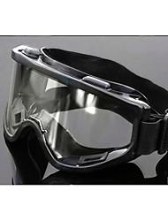 les poussières de sable du vent preuve des lunettes de ski miroir lunettes de sécurité de soudage splash lunettes de protection