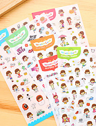 Birthday 1set Stickers